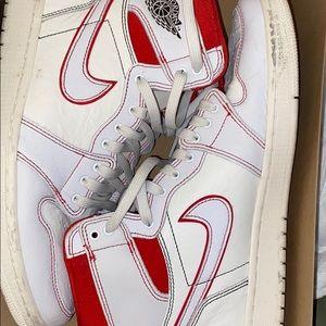Jordan 1s phantom size 11 worn only 2 times